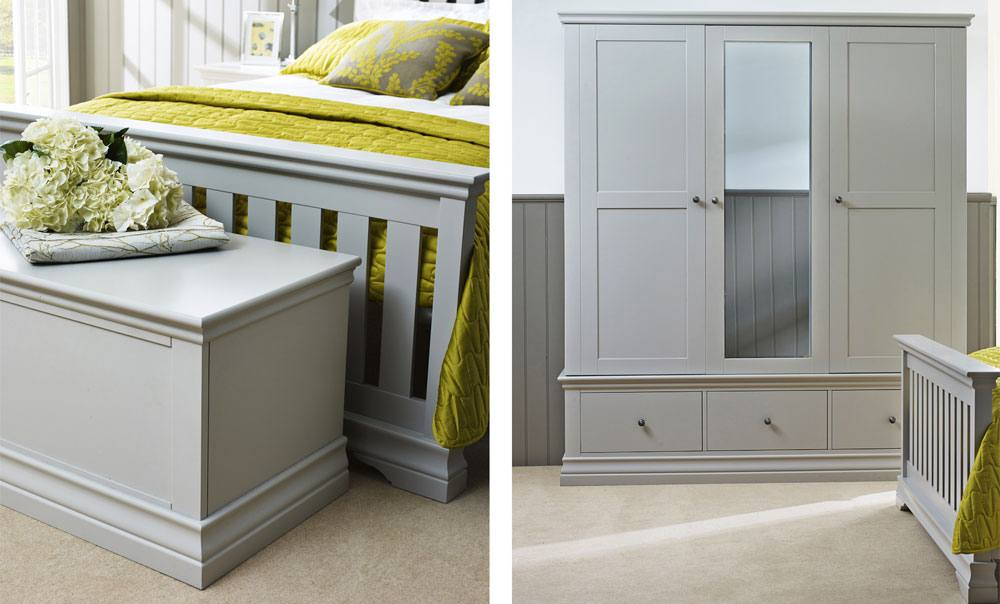 Corndell Annecy Bedroom Furniture - Carsons of Duneane